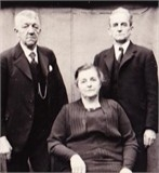 William, Henry and Clara